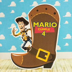 Invitaciones Woody De Toy Story Disfraces Invitaciones Y