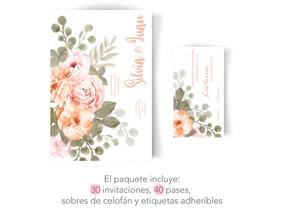Hojas Para Invitaciones Con Aroma Invitaciones Y Tarjetas