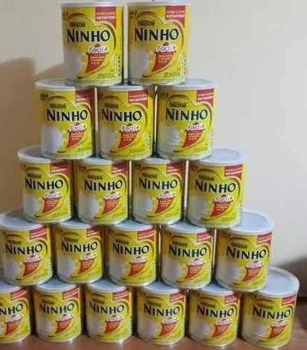30 latas de leite ninho de 400g vazias