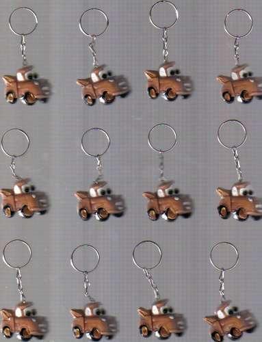 30 lembrancinhas  tema  carros  disney em  biscuit