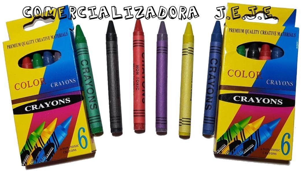 30 Libros Para Colorear Familia Telerin 30 Cajas De Crayola
