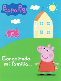 40 Libros Para Colorear Fiestas Peppa Pig 40 Crayolas