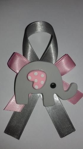 30 llaveros +30distintivos elefante c/envio gratis baby s