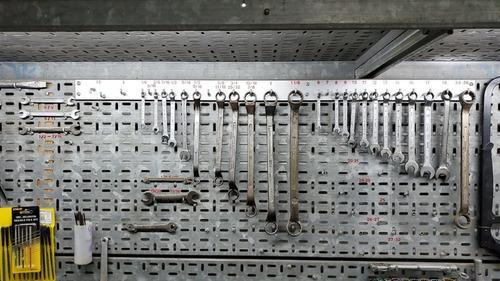 30 llaves de mecanico