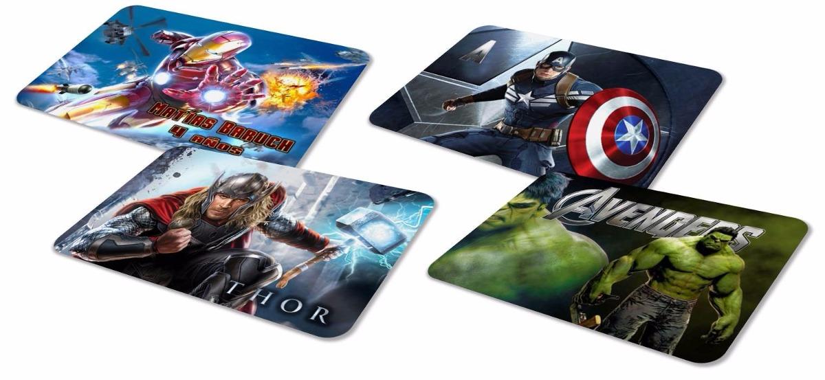 30 Manteles Avengers Personalizados Fiesta ¡envío Gratis! -   569.00 ... 8894f49f89f