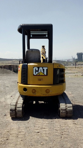 30) miniexcavadora caterpillar 303cr 2004