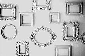 30 moldes de silicone p gesso porta retrato molduras p enc r em mercado livre. Black Bedroom Furniture Sets. Home Design Ideas