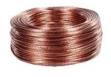 30 mt de cabo cobre nu 50 mm2 aterramento para raio