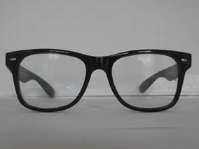 300da8c5b 50 Óculos Sem Grau Colorido Wayfarer Geek Revenda Atacado
