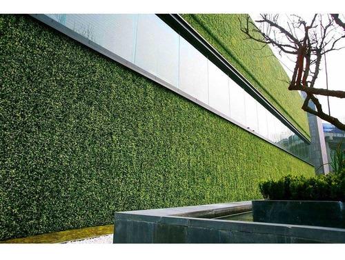 30 pack follaje artificial muro verde jardin vertical planta