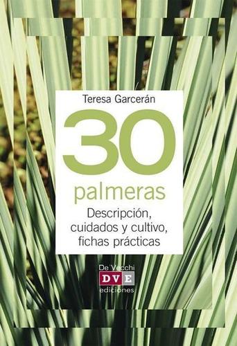 30 palmeras - descripción fichas prácticas, garceran, vecchi