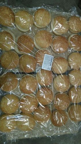 30 panes hamburguesa con sesamo chica fargo