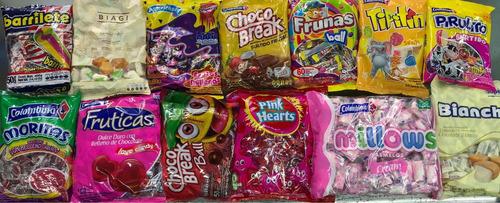 30 paquetes de dulces halloween