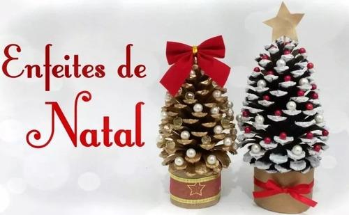 30 pinhas natural natural enfeite natal artesanato oferta festa eventos pinha pinos pino promoção decoração guirlanda