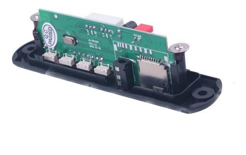 30 placa decodificador usb p/ caixa ativa mp3 fm aux bluetoo