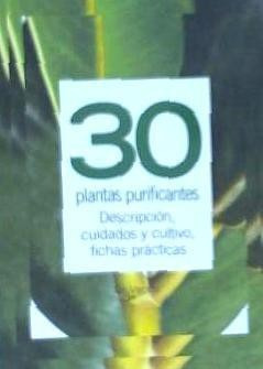 30 plantas purificantes(libro )