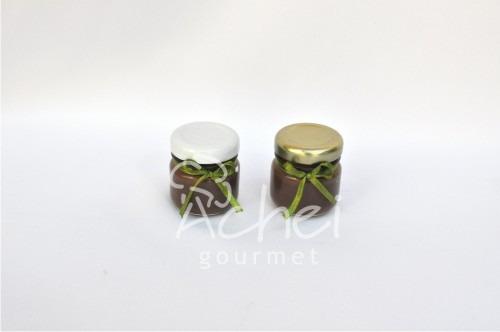 30 potinhos de vidro para brigadeiro e doces de colher