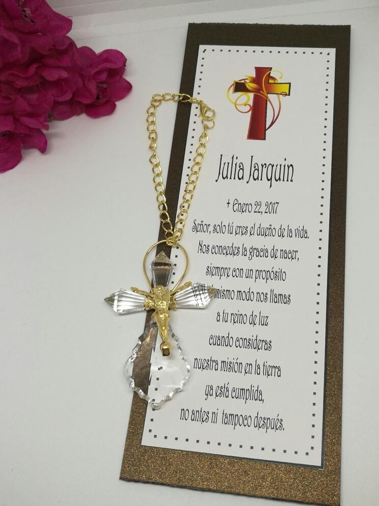 30 Recuerdos Aniversario Luctuoso Novenario Cristo 135000
