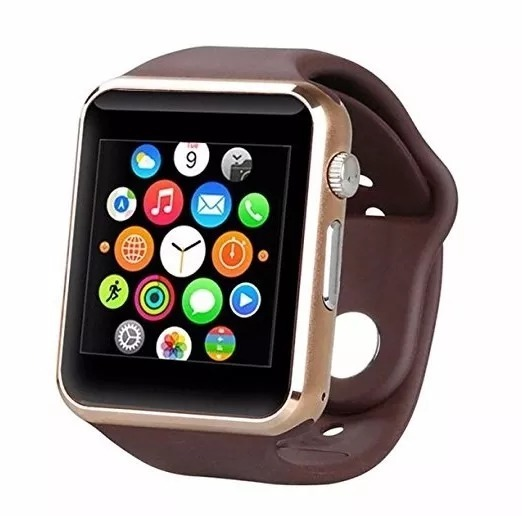 37f10d22a16 30 Relógios Bluetooth Smart Watch Android Iphone Barato - R  1.497 ...
