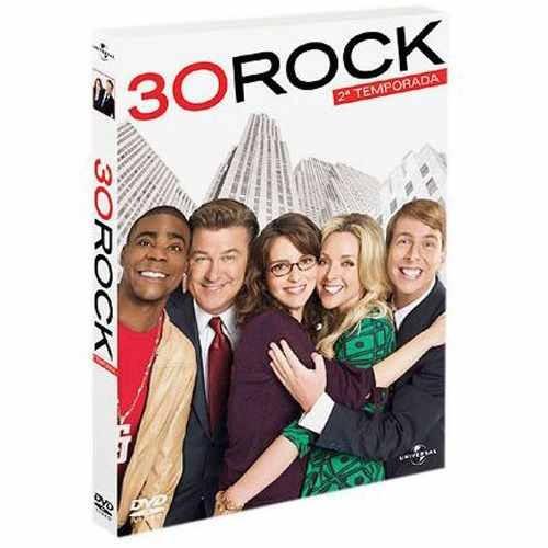30 rock - 2ª temporada - dvd