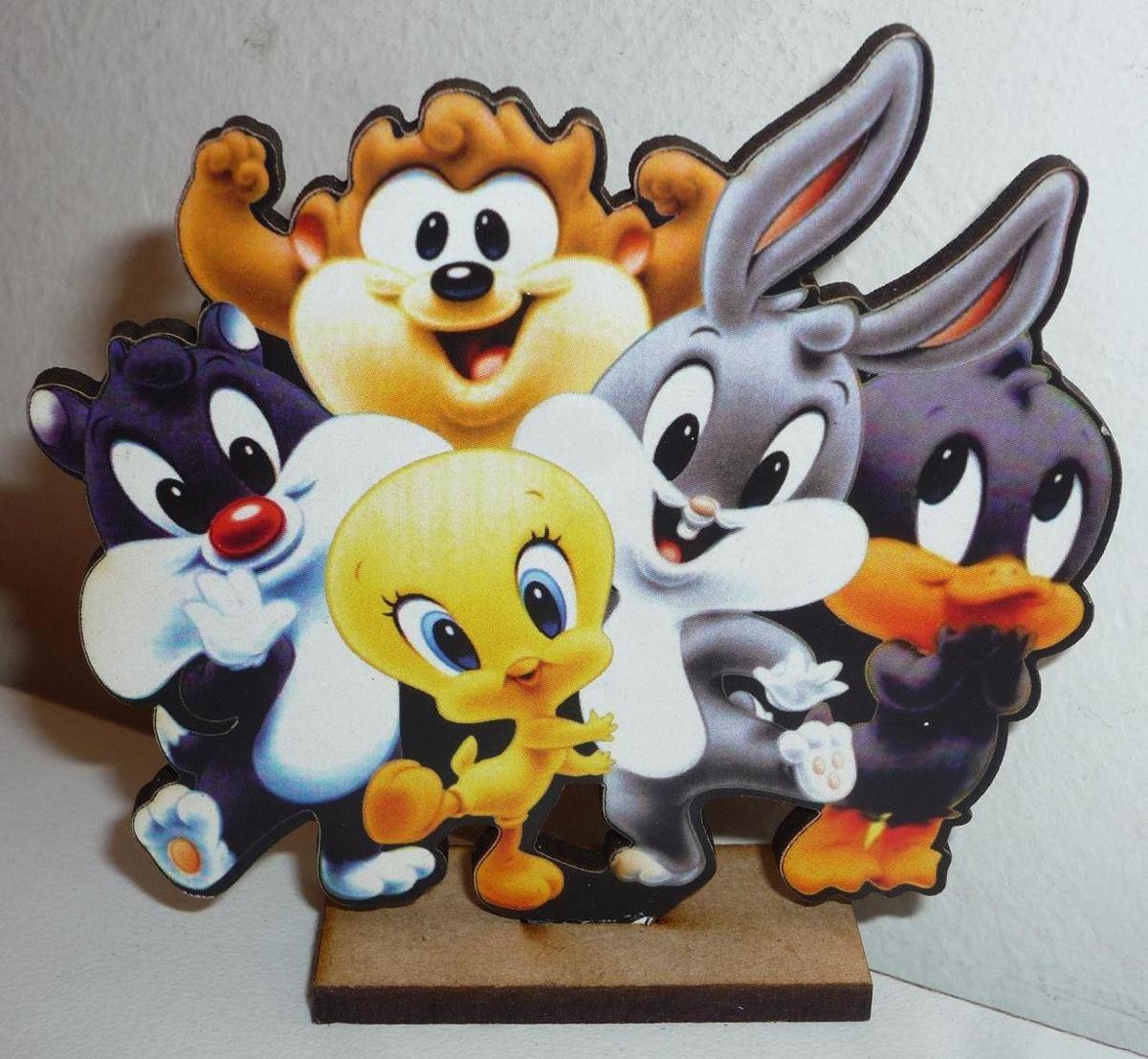Souvenirs Looney Tunes Bebes  Otros Souvenirs para Cumpleaos