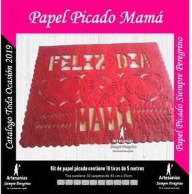 Manualidades Para El 10 De Mayo Banderines En Puebla En Mercado