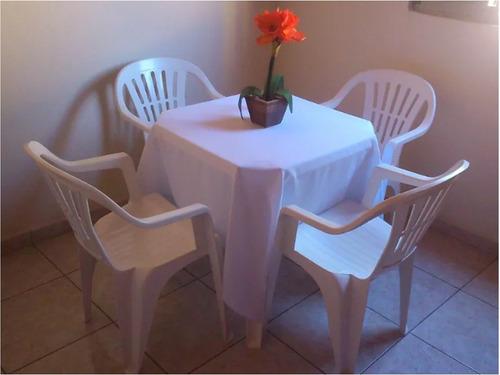 30 toalhas de mesa quadradas 1,50x1,50 oxford p festa/buffet
