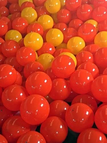 30 Uni. Balão Do Kiko Vinil 40cm Grande Bola Parque - R  110 5e3828dd52e2c