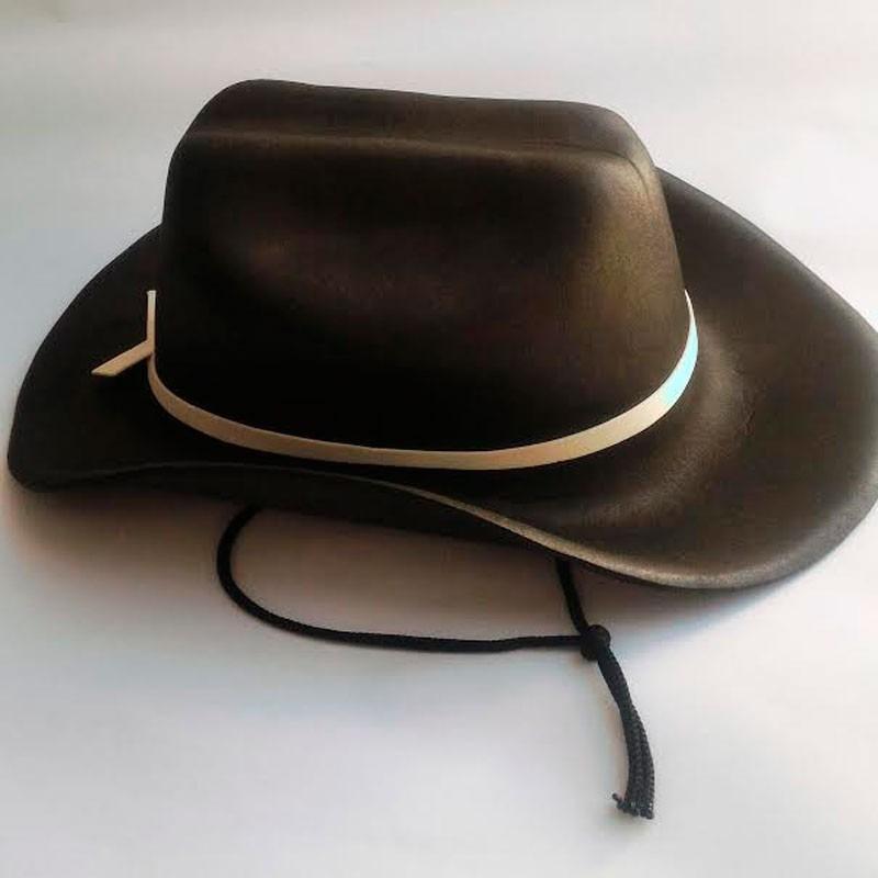30 unidades chapéu cowboy infantil coloridos eva fabricantes. Carregando  zoom. ce08c641f5