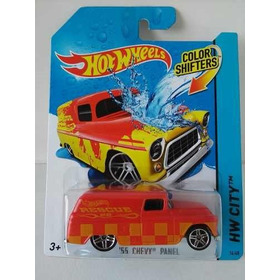 300 - Hot Wheels Colour Shifters - 55  Chevy Pannel