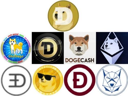 300 dogecoin doge moedas inteiras menor preço envio na hora