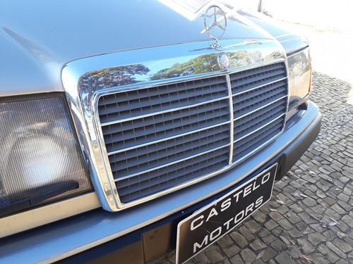 300 e 3.0 sedan 6 cilindros 12v gasolina 4p autom 1987/1987
