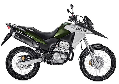 300 enduro motos honda xre