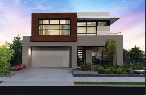 300 fachadas de casasmodernas,minimalistasycoloniales+ inter