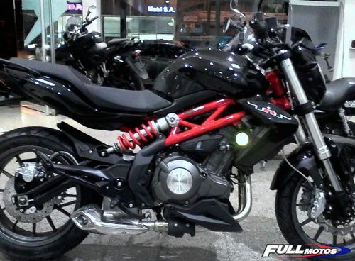 300 motos benelli tnt