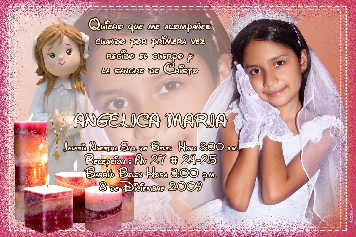 300 Plantillas Photoshop Tarjetas De Invitacion Editables ...