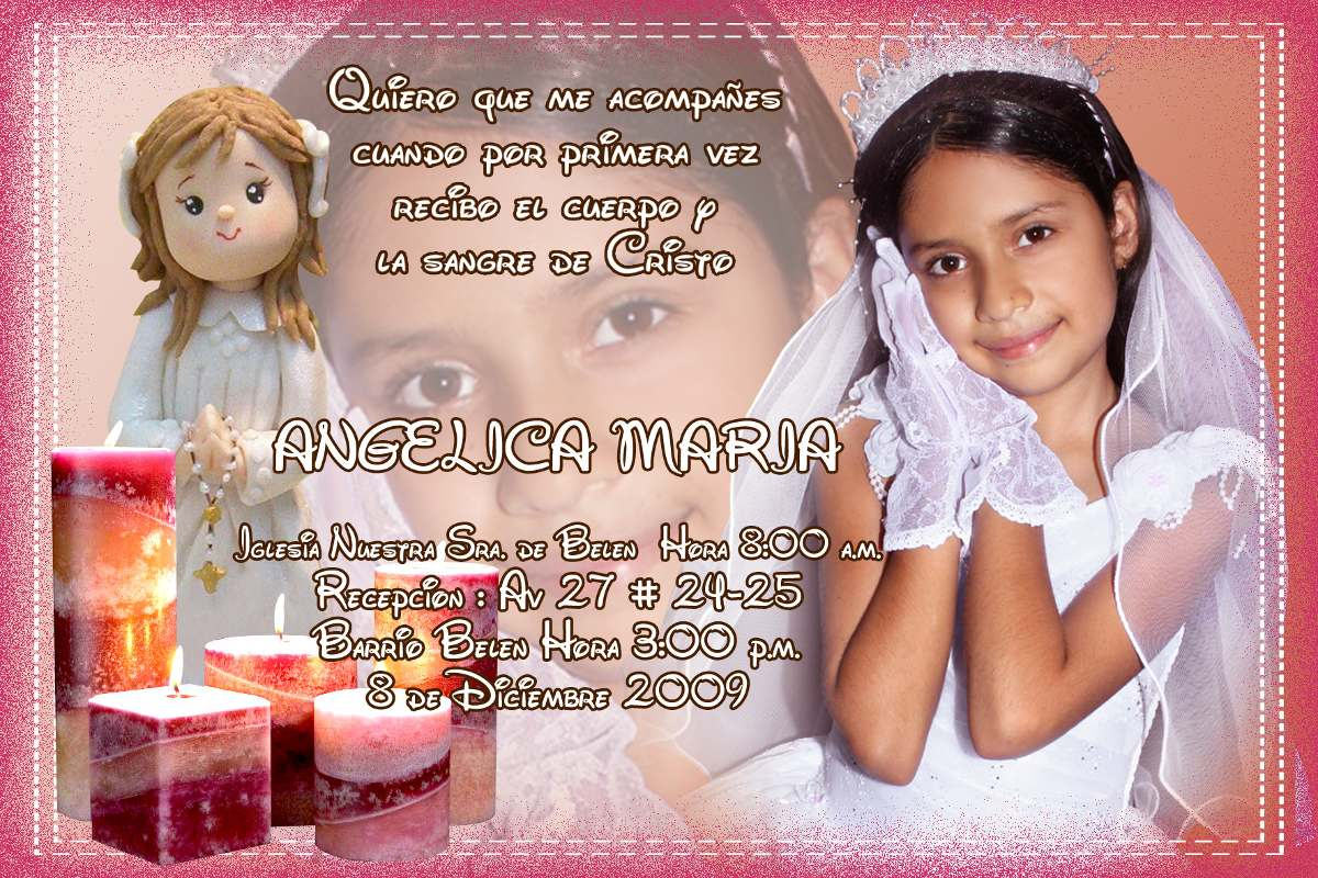 300 Plantillas Photoshop Tarjetas De Invitacion Editables - $ 12.000 ...