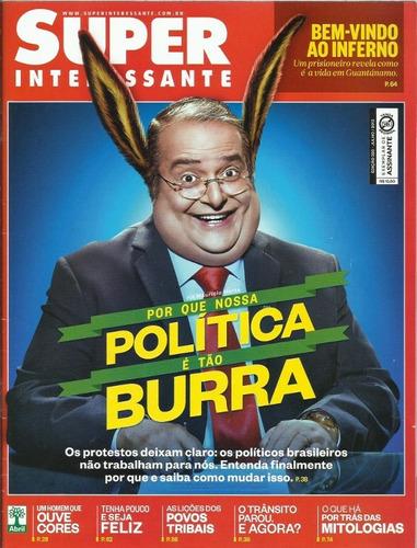 300 revista 2013- rvt- super interes jul 320- política burra