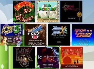 3000 jogos de super nintendo no seu playstation 2 hjk