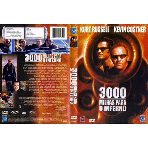 3000 milhas para o inferno - kurt russell - kevin costner