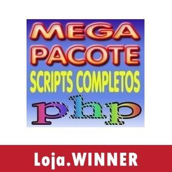 3.000 scripts em php - diversos