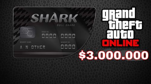 $3.000.000 dinero + rp gta 5 online - ps4 - 100% seguro