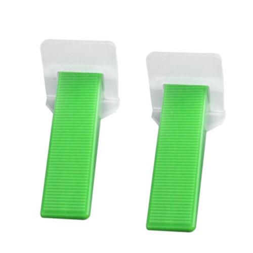 300/400pcs nivelación sistema clips cuñas teja nivelador