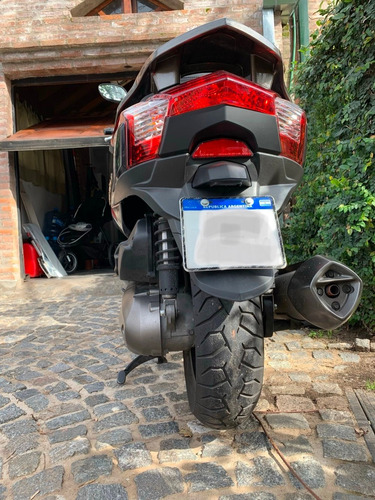 300i scooter kymco downtown