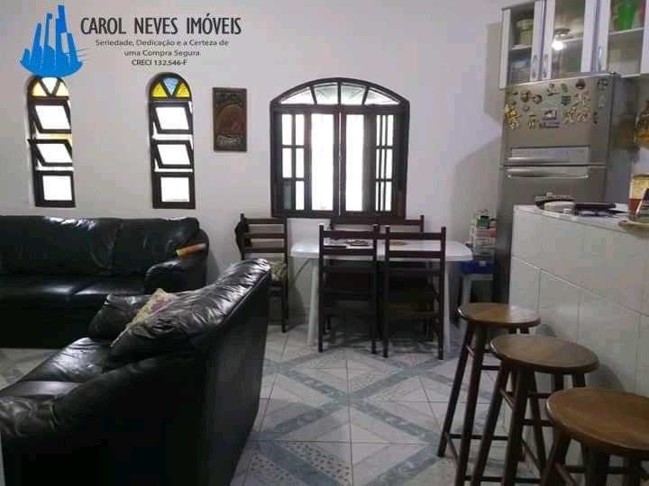 3020- linda casa lote inteiro em mongaguá!