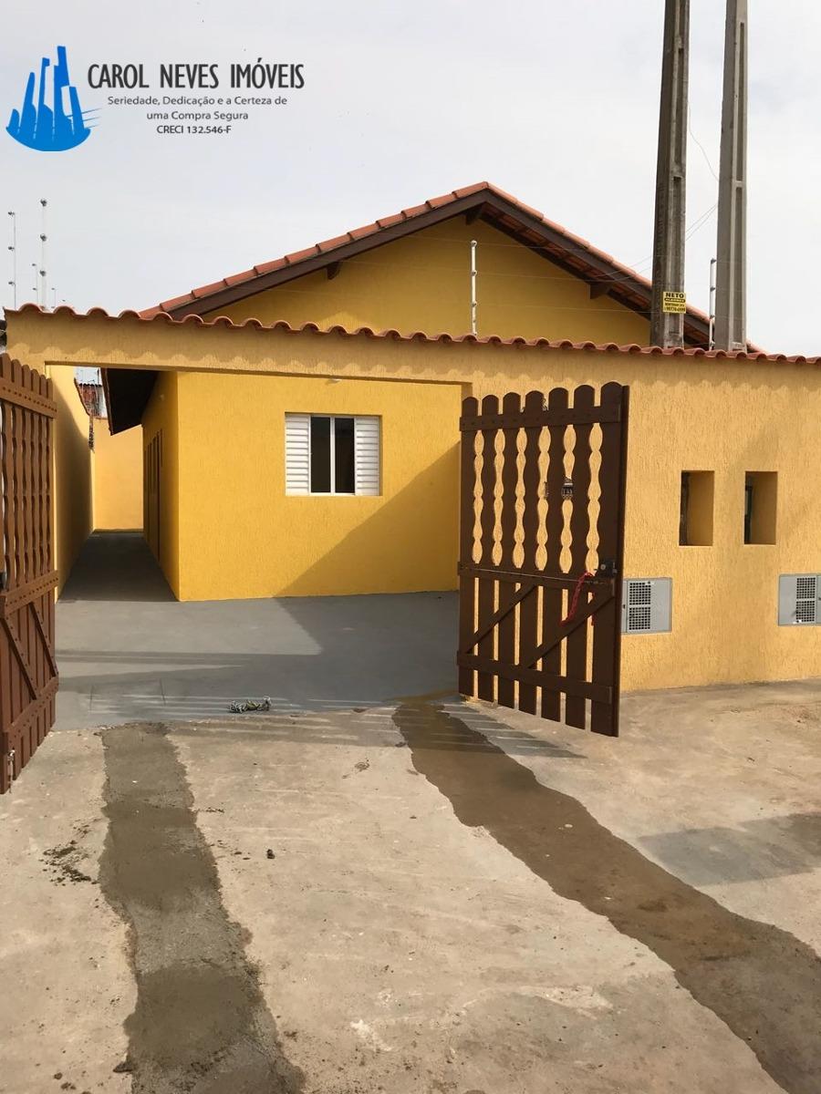 3022- lindas casas novas em itanhaém prontinhas para morar!