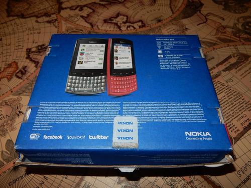 303 teléfono celular nokia asha