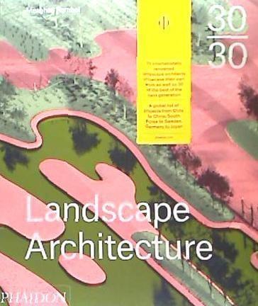 30:30 landscape architecture(libro )