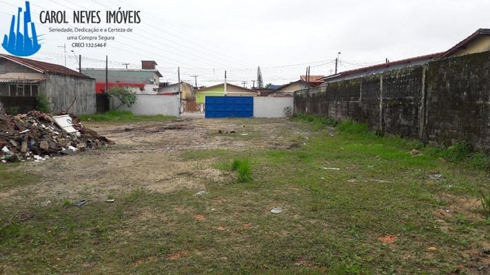3049- ótimo terreno em mongaguá medindo 900 m²