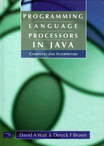 306. programming laguage processors in java.compilers.inglés